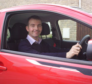Learn to drive with Richard Gough